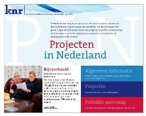 Projecten in Nederland (PIN)