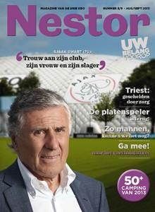 Verschenen in Nestor, blad van de Unie KBO, september 2013.