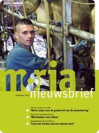 Dit interview is deel van een nieuwsbrief die ik verzorg voor Stichting Moria, huis voor jonge (ex-)delinquenten.