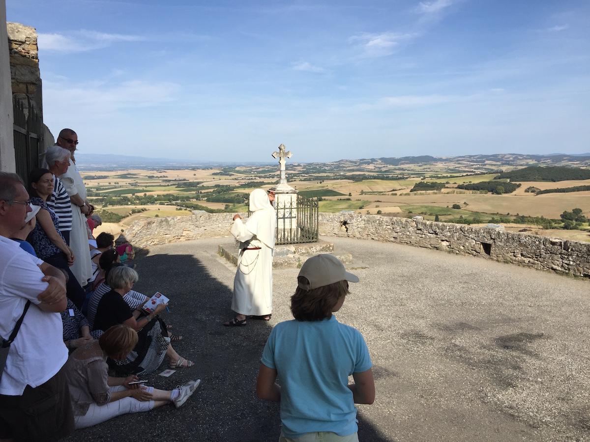 De kathaar, de inquisiteur en de dominicaan in ons