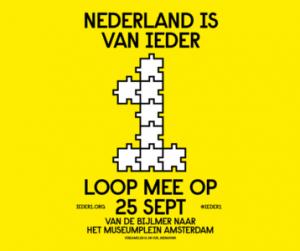 Dit is het slot van een toespraak in de Dominicus Amsterdam op 25 september 2016.