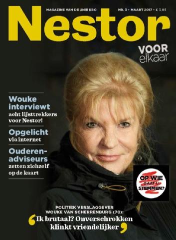 Onverschrokken: Wouke van Scherrenburg