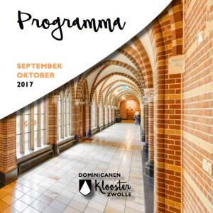 Programma's in het Dominicanenklooster Zwolle