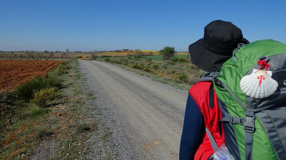 Herman Vuijsje: lopen om onderweg te zijn